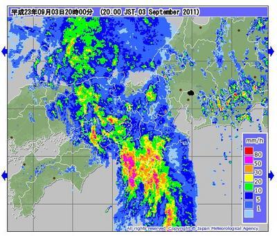 台風の雨雲.JPG