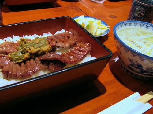 入学式の時に食べたお昼ご飯 善冶郎