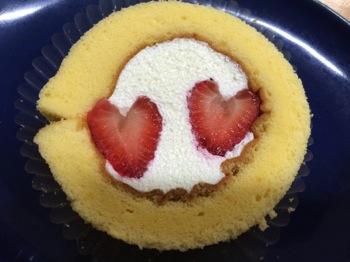 ローソンプレミアムロールケーキ40