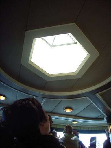 道灌号天窓の写真