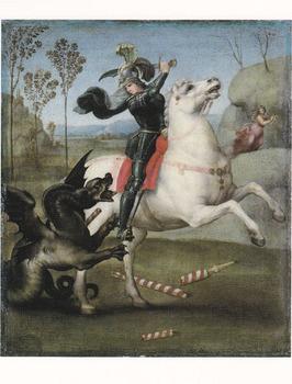 ラファエロ「聖ゲオルギウスと竜」.jpg