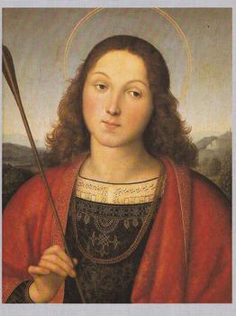 ラファエロ「聖セバスティアヌス」.jpg