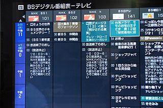 「NHK BS」が3チャンネルから2チャンネルへ - ミラーレス一眼αや ...