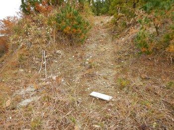 竜馬山登山口標識DSCN1171.jpg