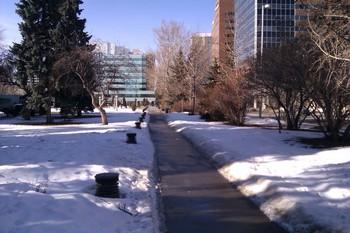 Calgary in February-2013