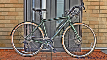 「Cannondale Synapse Sram Rival Disc Adventure」1