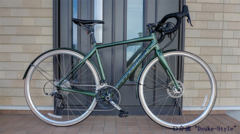 「Cannondale Synapse Sram Rival Disc Adventure」2