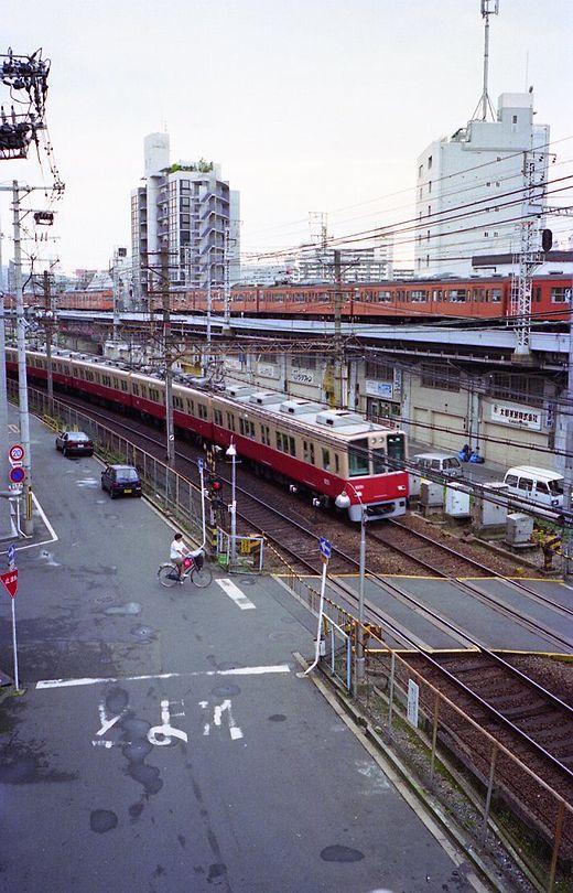 1993阪神・福島地上駅425-1.jpg