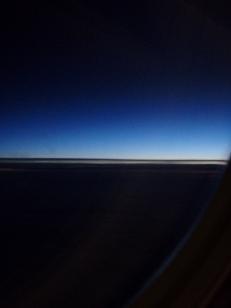 サンフランシスコ上空の朝.JPG