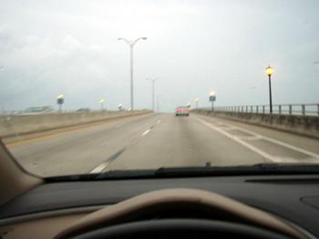 フロリダのフリーウェイ。.jpg