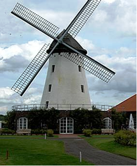 Windmuehle bei Kleve