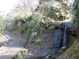 滝と太刀洗川.JPG