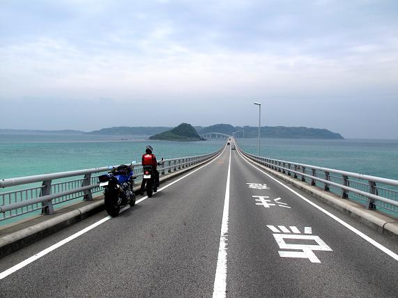 ちょこっと曇った角島.JPG