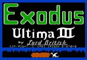 Ultima III - Title#2 (Apple II)(1983)(Origin Systems)