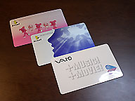 TB Edyカードを集めよう!