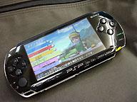 PSP ファーストインプレッション