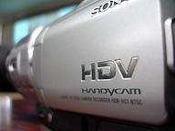 HDR-HC1 実機レビュー