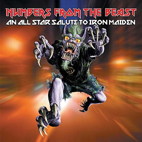 Numbers From The Beast - An All Star Salute To Iron Maiden